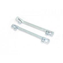 PARTNER Ключ для тормозных трубок с зажимом 10х13мм