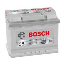 Автомобильный аккумулятор Bosch S5 005 563 400 061 (63 А/ч)