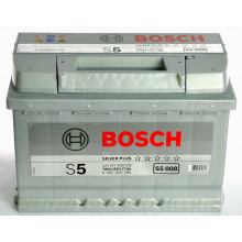Автомобильный аккумулятор Bosch 0092S50080 (77 А/ч)