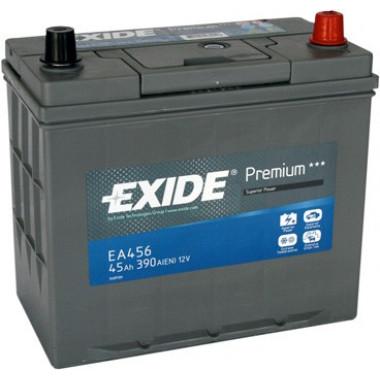 Автомобильный аккумулятор Exide Premium EA456 (45 А/ч)
