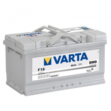 Автомобильный аккумулятор Varta Silver Dynamic F18 585 200 080 (85 А/ч)