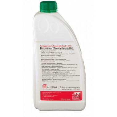 Охлаждающая жидкость Febi 26580 1.5л