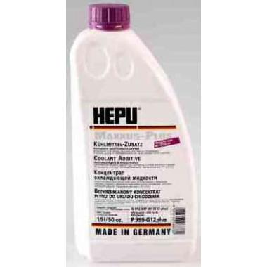 Охлаждающая жидкость Hepu P999 G12 Super Plus 1.5л