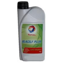 Антифриз (концентрат) Total Glacelf Plus 1л Сине-зеленый