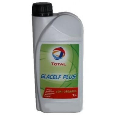 Охлаждающая жидкость Total Glacelf Plus 1л