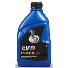 Трансмиссионное масло Elf Elfmatic J6 1л