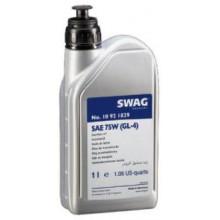 Трансмиссионное масло SWAG 75W (API GL-4) VAG МКПП 1л