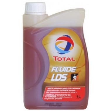 Трансмиссионное масло Total FLUIDE LDS 1л