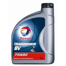 Трансмиссионное масло Total Transmission BV 75W-80 2л