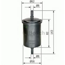 BOSCH фильтр топливный GEELY MK