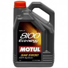 Моторное масло Motul 5W30 8100 ECO-CLEAN+ 5л
