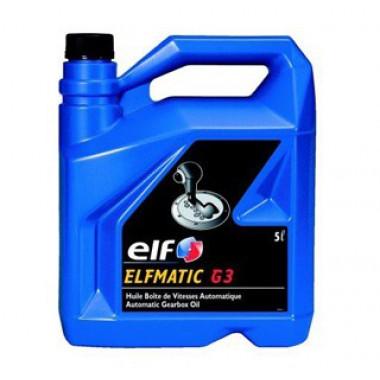 Трансмиссионное масло Elf Elfmatic G3 Dexron ІІІ 1л