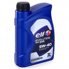 Моторное масло ELF 5W40 EVOLUTION 900 SXR 1л