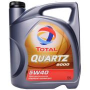 Моторное масло Total Quartz 9000 5W-40 5л