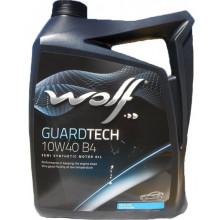 Моторное масло Wolf Guard Tech 10W-40 B4 1л
