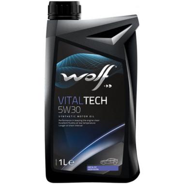 Моторное масло Wolf Vital Tech 5W-30 1л