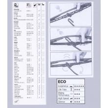 Стеклоочиститель Bosch Eco 700 мм