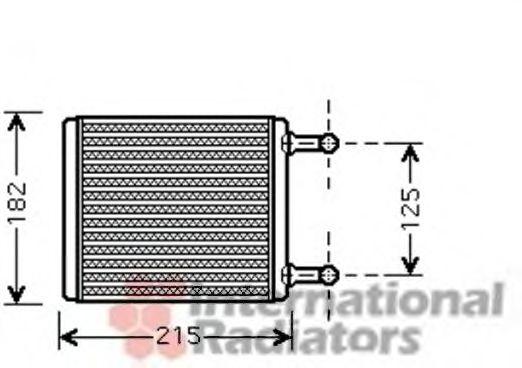 Как выглядит теплообменник на мерседес вентиляция и отопление через один теплообменник